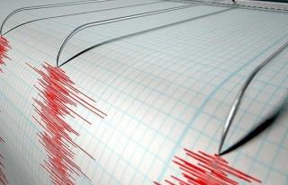 Bodrum bir kez daha depremle sarsıldı