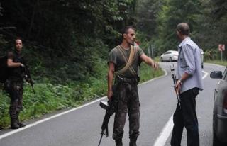 Maçka'da PKK ile çatışmada 2 şehit