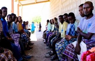 Yemen'deki Afrikalı göçmenlerin sayısı artıyor