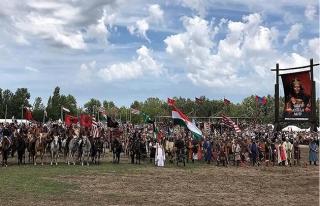 Macaristan'da 'Atalar Günü' etkinliği   FOTO