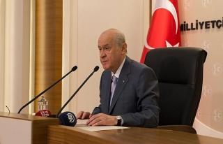 MHP Genel Başkanı Bahçeli: İyi ki varsın Eren