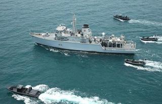 İngiltere ile Katar'ın üçüncü ortak askeri tatbikatı...