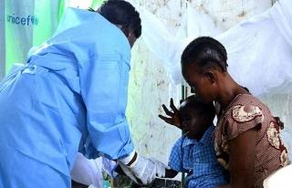 Kongo'da baş gösteren kolera salgınında 117 ölü