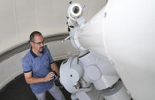 Türk bilim insanları ilk kez bir gezegen keşfetti...