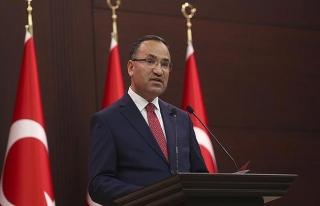 Bekir Bozdağ: AYM'nin beraat kararı verme yetkisi...