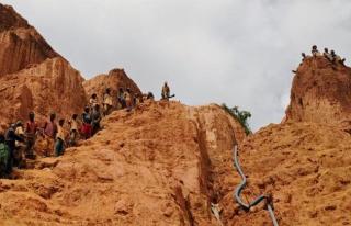 Kongo Demokratik Cumhuriyeti'nde heyelan: 40 ölü