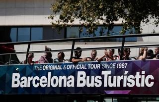 Terörün vurduğu Barselona'dan kaçış başladı