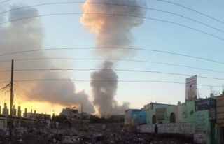Yemen'de otele hava saldırısı: 30 ölü