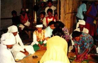 Filipinler'de Müslüman Iranun kabilesinde barış...