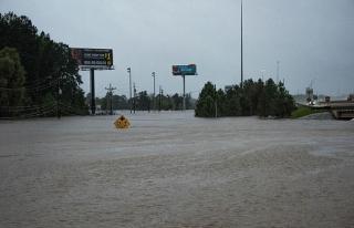 ABD'deki Harvey Kasırgası'nda bilanço ağırlaşıyor...