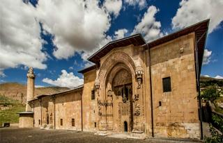 Divriği Ulu Cami ve Darüşşifası ziyarete kapatıldı