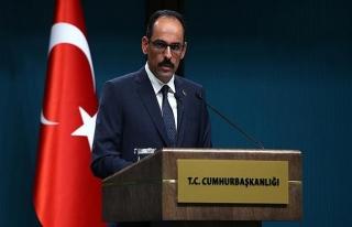 Kalın: Türkiye'nin AB üyeliğinde yeni fasılların...