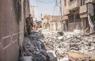 Deyrizor'daki DEAŞ kuşatması kırıldı