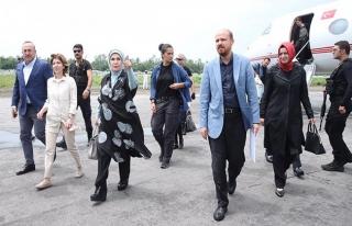 Emine Erdoğan Bangladeş'te | FOTO