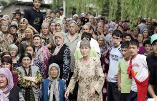 Kırgızistan-Özbekistan sınırı özgürleşiyor