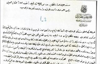 Arakanlı Müslümanların Osmanlı'ya vefası devlet...