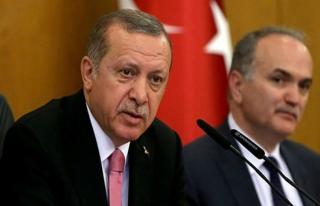 Cumhurbaşkanı Erdoğan: Şimdi yüzüme bakamıyor