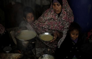 'Gazze'nin yüzde 80'i fakirlik seviyesinin altında...