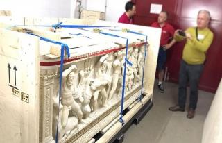 Herakles Lahdi 13 Eylül'de Türkiye'ye geliyor