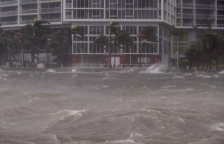 Florida'da da Irma'nın ardından 180 bin kişi barınaklarda...