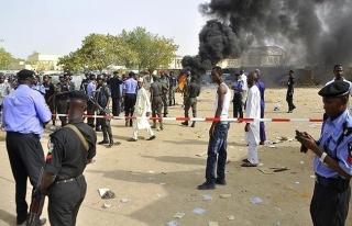 Boko Haram'dan camiye intihar saldırısı: 4 sivil...
