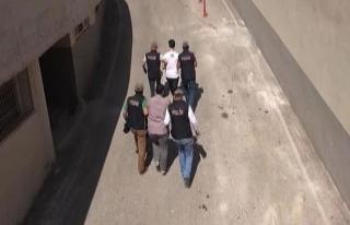 DEAŞ'lı canlı bomba Gaziantep'te yakalandı