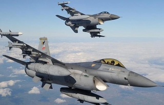 Ağrı'da hava destekli operasyon: 5 PKK'lı yok edildi
