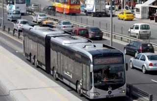 İstanbul'da pazartesi toplu taşıma ücretsiz