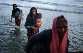 'Bangladeş'e sığınan Arakanlı Müslüman sayısı...