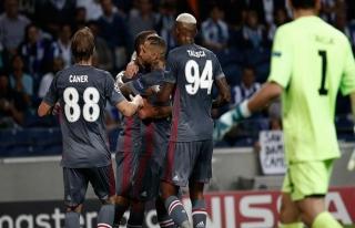Beşiktaş'tan Portekiz'de tarihi zafer
