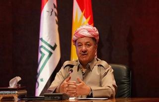 Barzani: Sorunları diyalogla çözmek istiyoruz