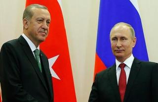 Erdoğan ve Putin, haftaya akşam yemeğinde bir araya...