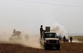 Irak'ın Havice ilçesinde 11 köy DEAŞ'tan kurtarıldı