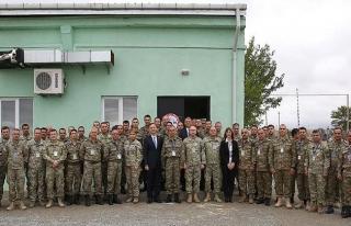 Türkiye, Gürcistan ve Azerbaycan'dan ortak askeri...