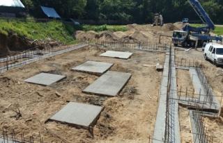 New York'ta cami projesinin temeli atıldı