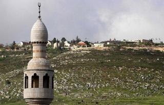 'Filistin mahallelerinin Kudüs'ten koparılması...