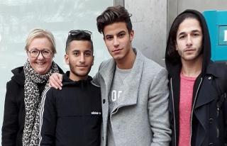 İsveç'te üç Müslüman genç kahraman ilan edildi