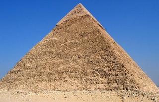 Mısır'da yeni bir piramit keşfedildi