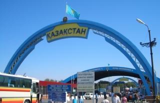 Kazak-Kırgız sınırı normale döndü