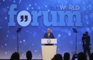 TRT World Forum açılışı yapıldı
