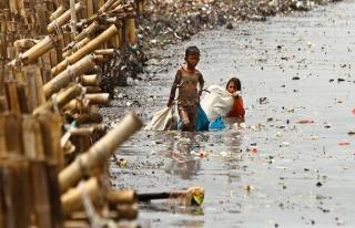 Çevre kirliliğine bağlı ölümlerin en fazla görüldüğü...