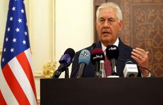 Tillerson'dan 'Lübnan'da vekalet savaşı' uyarısı