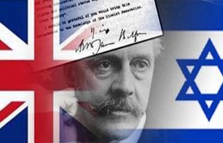 Filistin'e işgalin kapısını açan Balfour Deklarasyonu...