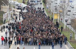 Ankara'da 3 ay gösteri yapmak yasak