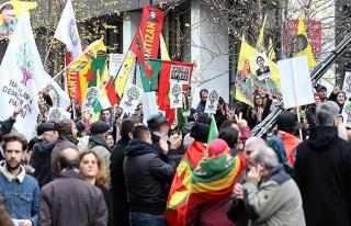 Belçika'da PKK'lıların terörden yargılanmasının...