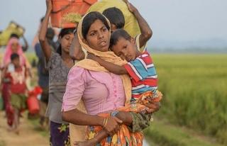 Fransa'dan Myanmar'a 'Arakan'daki şiddete son ver'...