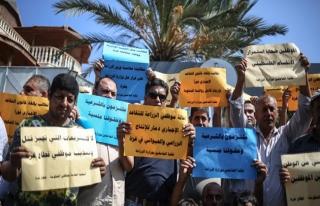Filistin yönetiminin 'erken emeklilik kararı' endişelendiriyor