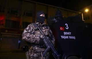 Ankara'da 250 adrese DEAŞ operasyonu: 101 gözaltı