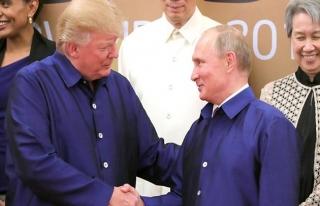 Trump ve Putin'den kritik Suriye mesajı