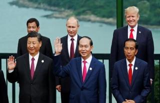 Trump ve Duterte ilk kez yüzyüze geldi